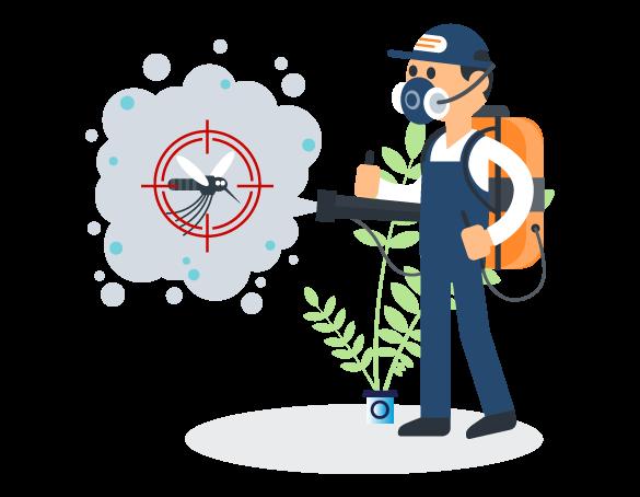 Professional Pest Control Harristown